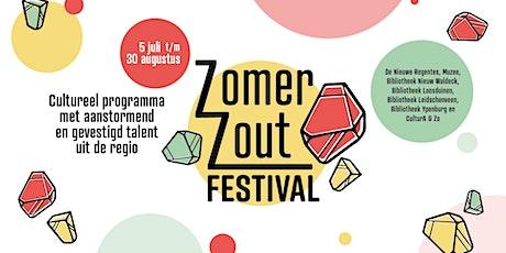 ZomerZout festival: Marvin Timothy en Lien Cornelissen tickets