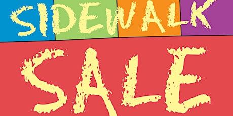 Hinsdale Sidewalk Sale tickets