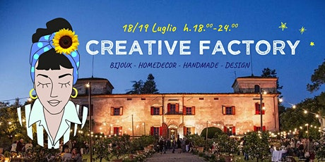 Creative Factory in Villa biglietti