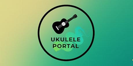 The Ukulele Portal : Masterclass Weekend tickets