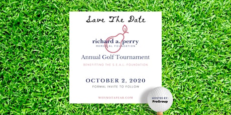 Richard A. Perry Memorial Foundation 2020 Golf Tournament tickets