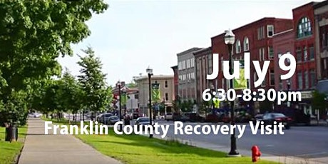 Franklin County COVID-19 Recovery Visit: Recovery to Renewal and Resilience tickets