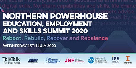 Northern Powerhouse Education, Employment and Skills Summit 2020 tickets