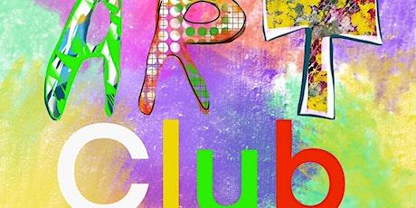 Adult Art Club tickets