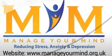 Manage your Mind - Care Homes tickets