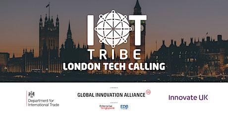 IoT Tribe London Tech Calling Webinar tickets