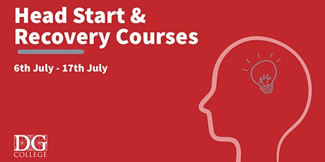 A level Head Start Course tickets