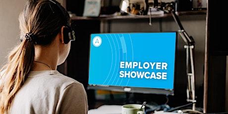 Employer Showcases - Live Remote tickets
