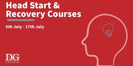 A level Recovery Course tickets