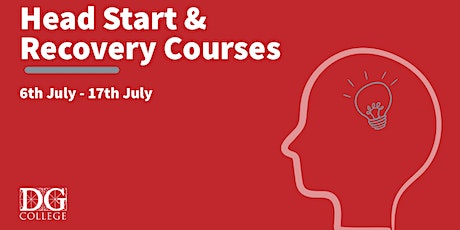 GCSE Recovery Course tickets