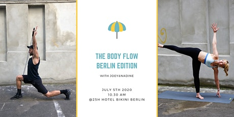 The Body Flow - Berlin Edition Tickets