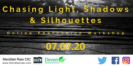 Photovoice Online - Chasing Light, Shadows & Silhouettes tickets