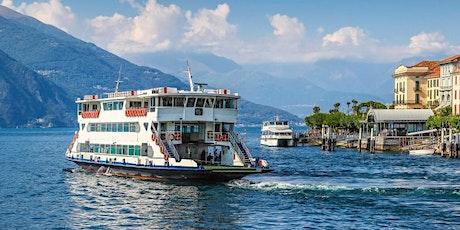 Il lago di Como e le sue dame biglietti