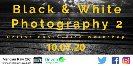 Photovoice Online - Black & White Photography 2 tickets