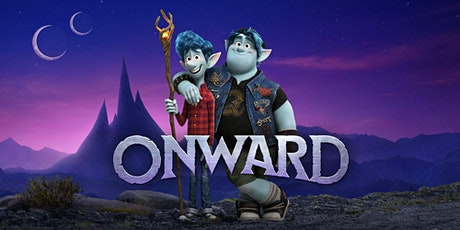 Onward (PG) ***PAID ADMISSION*** tickets