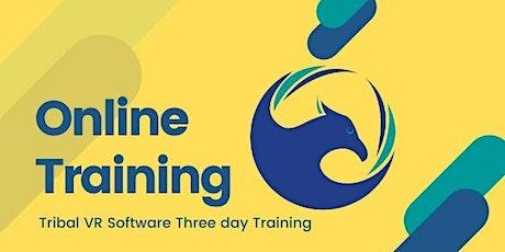 November | 11/17-11/19| 101 User Training  V10 | TVR Training tickets