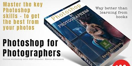 Photoshop for Phorographers tickets