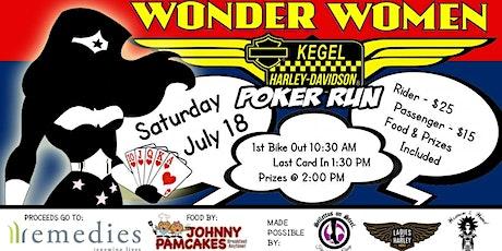 Wonder Women Run tickets