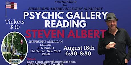 Steven Albert: Psychic Gallery Event - Sherburne Legion tickets