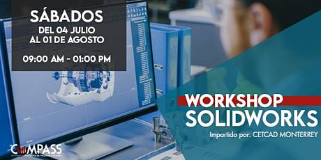 Workshop Solidworks boletos