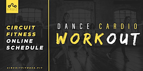 Free Dance Cardio Workout Online: Join a Community That Seeks Progress entradas