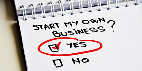 Introduction to business start-up tickets