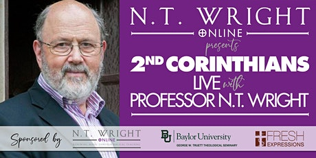 2nd Corinthians: Live with Prof. N.T. Wright tickets