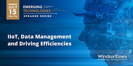 IIoT, Data Management and Driving Efficiencies tickets