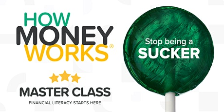 How Money Works Masterclass tickets