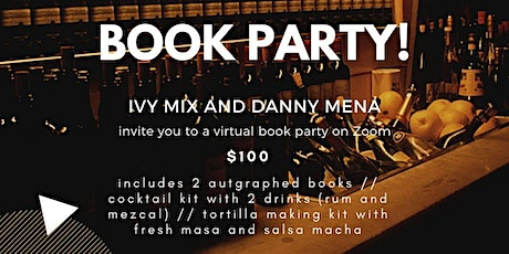 Our Mexican Bar and Restaurants in YOUR home Book Club and Party! tickets