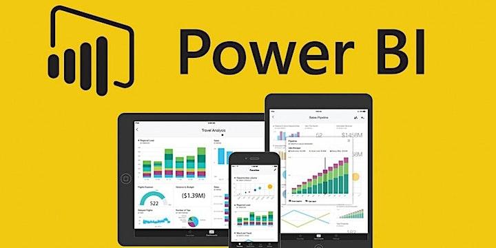 Power BI - M & DAX - Virtual Training  (2 days) image
