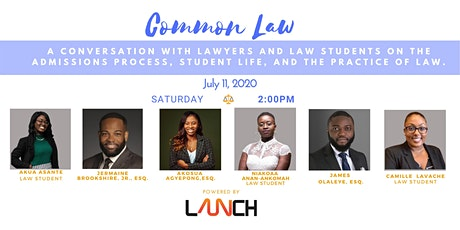 Launch presents Common Law tickets