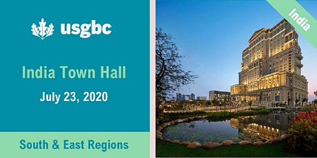 India Town Hall (South & East Regions) tickets