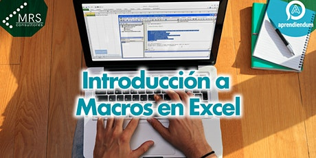 Introducción a Macros en Excel entradas