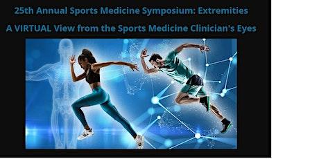 Vendor Registration - 25th Annual Sports Medicine Symposium Select Medical tickets
