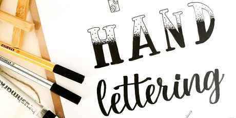 Handlettering Workshop Basics Tickets
