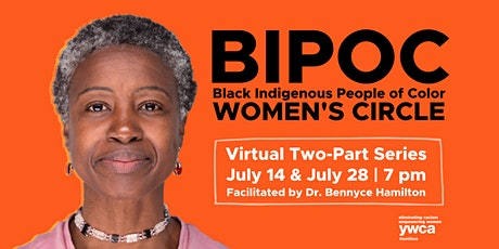 YWCA Hamilton's BIPOC Women's Circle tickets
