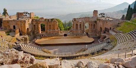 Tastes of Sicily Supper Club (Via Zoom) tickets