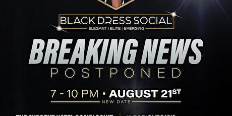 Black Dress Social 2020 Tampa tickets