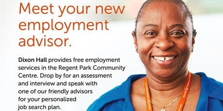 Employment Services Information Session - July 15th (online) tickets