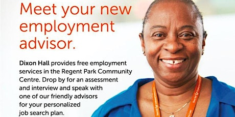 Employment Services Information Session - July 20th (online) tickets