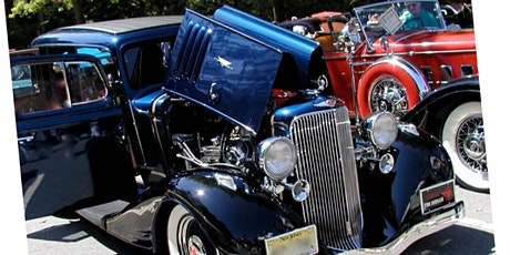 25th Annual Antique Rolling Iron Auto Show tickets