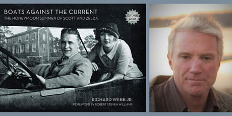 "A Virtual Talk on Francis Scott Fitzgerald by Author Richard ""Deej"" Webb tickets"