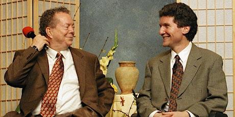 Hora do Chá com Paul Kaye via Zoom ingressos