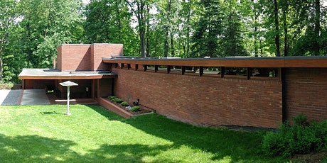 2020 Frank Lloyd Wright Affleck House Tour tickets