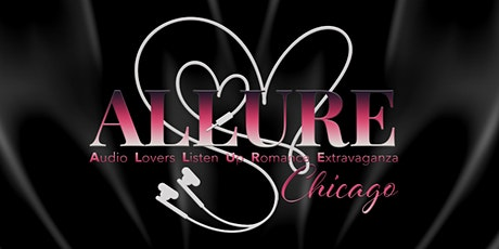 ALLURE Audiobook Con tickets