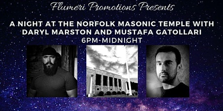 Flumeri Promotions Presents A Night At The Temple with Daryl & Mustafa tickets