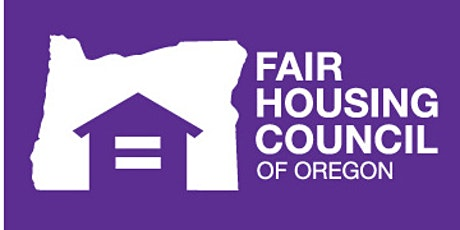 Fair Housing Online Training tickets