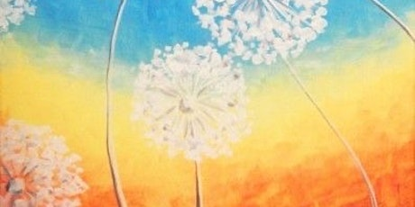 Summertime Paint Night: Virtual Edition tickets