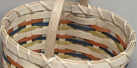 Small Group Basket Weaving/Kumihimo tickets